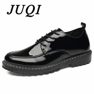 Homens sapatos lace up patente sapatos de couro homens mariagem formal vestido de casamento oxford para zapatos hombre vestir j7id #