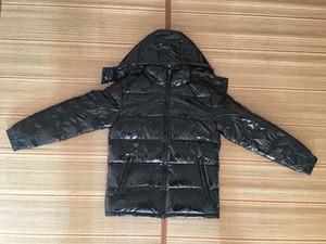 Moda Erkek Kadın Rahat Aşağı Ceket Aşağı Ceket Erkek Açık Sıcak Tüy Elbise Adam Kış Mont Dış Giyim Ceketler Parkas