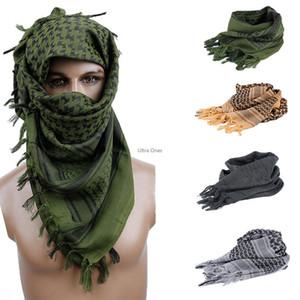 Tactique tête écharpe chasse randonnée camping camo écharpe arabe coupe-vent escalade escalade foulards masque mode masque