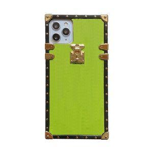 G Moda Tasarımcısı Telefon Kılıfları Için iPhone 12 Pro Max 12mini 11 11pro 11promax XR XS XSMAX 7 8 Artı Durumda PU Deri Kabuk Samsung S20 S20U S10 S10plus Not 10 20U