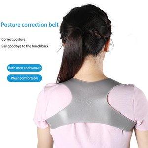 Back Support Posture Corrector Belt Waist Shoulder