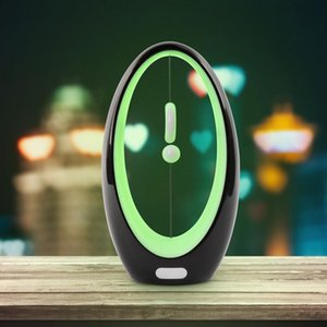 Table Lamps 3D Creative Led Night Lamp Magnetic Levitation Moon Light Birthday Gift For Bedroom Home Decoration Rechargeable