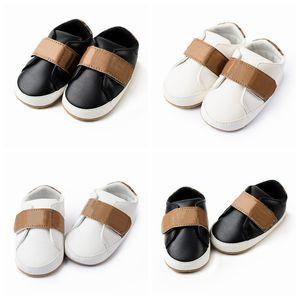 Venda quente Bebê recém-nascido meninos meninas macio botons sapatos casuais crianças primeiras caminhantes crianças mocassins toddler sapatos sapatos infantis