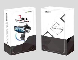 Stabilisateur de poche à 3 axes Smartphone Gimbal pour iPhone12 11Pro / Max Samsung Huaiwei, YouTube Tiktok Vlog Live