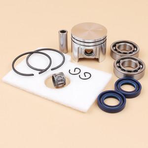 Kit filtro dell'aria del cuscinetto dell'olio dell'albero motore del pistone del motore per Stihl MS180 MS 180 018 pezzi di ricambio della motosega 38mm