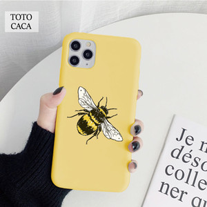 Lil Bee Phone Protection Case ل Samsung A20 A30 A40 A50 A51 A70 S8 S9 S20 S20