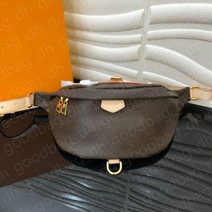 Newest Stlye Famous Woman Cross Body Women Shoulder Bag Belt Bag Waist purse Unisex Waist Bags 43644