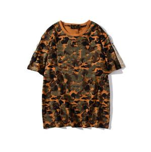 여름 멋진 패션 망 티셔츠 여성용 면화 새로운 통기성 티셔츠 남성 코튼 캐주얼 여성 남성 T- 셔츠 탑스