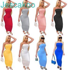Women Maxi Long Dresses Fashion Off Shoulder Crop Top Short Sleeve Pullover S-2XL Clothing Plus Size J325