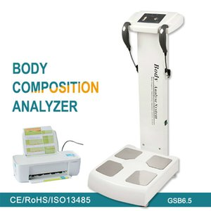 Professionale Body Body Analyzer GS6.5 Body Composition Analyzer Multifrequency Fat Machine Fat Body Completion Composizione GS6.5 Dispositivo