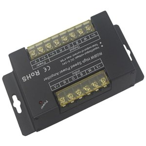 8Ax4 Channel Rgbw High Speed Power Led Dc5~24V Output Pwm Dimming Signal Rgbw Power