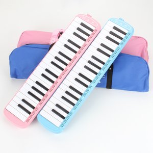 20 Pieces Wholesale 37 Keys Melodica Piano Style Mouth Organ for Students Beginners Kids