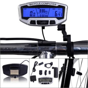 Bike Computers Luminous Multi-Function Bicycle Odometer Cycling Speedometer Accessories