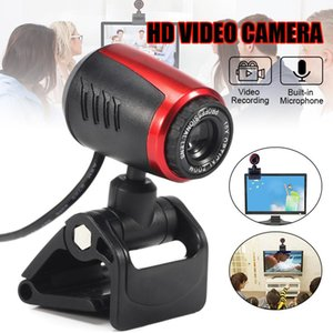 Webcams Digital External Camera Built-in Microphone High Definition Cameras USB Connect For Online Class Video Conferencing @M23
