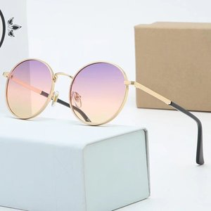 2021 Tasarımcı Kare Güneş Gözlüğü Erkekler Kadınlar Vintage Shades Sürüş Polarize Sunglass Erkek Güneş Gözlükleri Moda Metal Plank Sunglass Gözlük