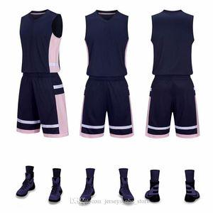 Custom Shop Basketball Jerseys Customized Basketball apparel Sets With Shorts clothing Uniforms kits Sports Design Mens Basketball A24-09