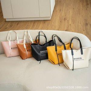 HBP vannogg Women's Tote Hand Bagswomen 2021 Women Foreign Trade Bags Fashion Shoulder handBag Large Capacity Shopping Bag