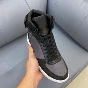 Luxury Designer Rockrunner sneakers leather Men Women casual shoes Sneakers Footwear Women Flats Dress Shoe Sports Tennis Printing R01