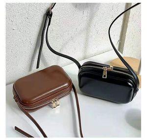 2021 small square bag spring and autumn new luxury designer bag female Korean mini crossbody fashion trend single shoulder stereotype textur