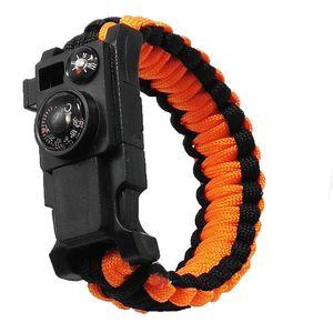 Camping rescue equipment knife umbrella rope survival bracelet outdoor emergency supplies climbinHEPQ1CER
