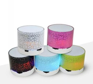 new A9 LED MINI Bluetooth Speaker A9 TF USB FM Wireless Portable Music Sound Box3