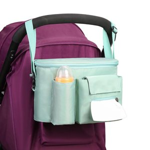 Stroller Parts & Accessories Portable Travel Baby Bag Waterproof Mommy Diaper Nappy Storage Organizer Outdoor Infant Carriage