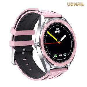 Nouvelle Arrivée Jiansu Multifunctional Business et Smart Watch Sports Sports Fitness Tracker Pression artérielle Femmes Bracelet