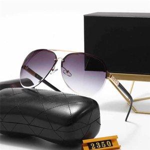NEW INS Модный роскошный дизайнер Diamond Zircon Rhinestone Вождение Элегантные моды Женщин Солнцезащитные очки Поляризация УФ-Формушка Изменение цвета