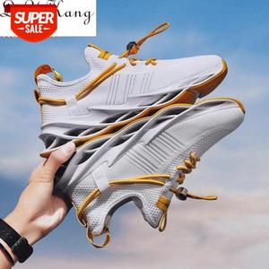 Autumn Men Sport Shoes Blade Shoes Sneakers Men Non-slip Jogging Casual Training Outdoor Flats Male Zapatillas Hombre #D50a