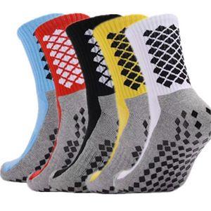Bottom Thickened Middle Towel Tube Basketball Football Socks Adult Antiskid Wear Resistant Comfortable Breathableqeaz