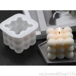 Силиконовые плесени Handmade Diy Crafts Свеча мыло для производства изделий