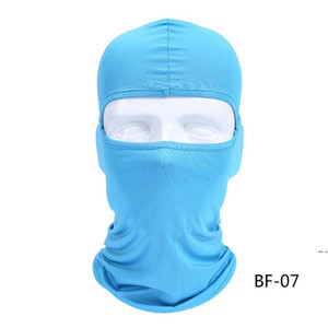 Autumn Winter Full Face Cover Balaclava Ski Motorcycle Cycling Mask Face Ninja Skiboard Helmet Neck Warmer Gaiter Tube Beanie Masks DHC6473