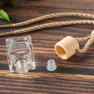 Новые бытовые продукты Автомобильная парфюмерная бутылка для бутылочных украшений Освежитель воздуха Эфирное масло диффузор оптом