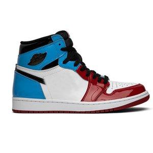 1 sapatos de basquete sem medo de OG 1S CK5666 100