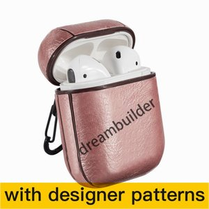 L Metal letters Aripods Pro Case Wireless Bluetooth Headphones Protective Sleeve Fashion Creative Airpods 1 2 Case Headpset Color Laser