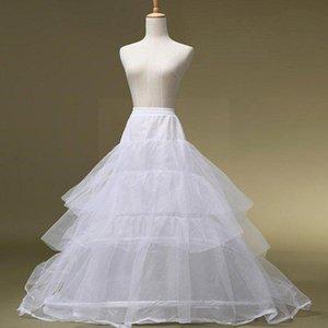 Women's Sleepwear Women White Bridal Petticoat Hoop Skirt Crinoline Slip Flower Girls Wedding Short Underskirt Cosplay Party Gown D I7Y5