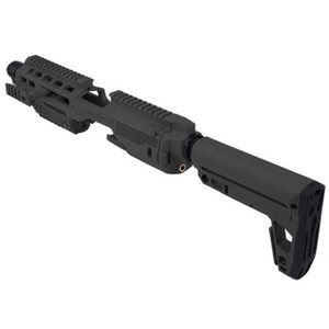 CAA airsoft Roni toys Pistol G17 Carbine Conversion Kit For Gloc  G17 Series Nylon toy guns Accessories