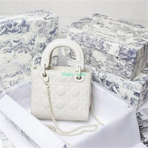 Popular Design Fashion Goods Handbags Wallets Shoulder Bags Leather and Fabric Cross-Border Saddle Handbags High Quality Bags Clutches