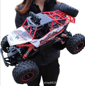 Пульт дистанционного управления игрушка модель из четырех колесных приводов альпинистского фут178 T2