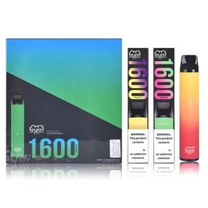E Liquid Atomizer 1000mAh Vape Pen Puff XXL 6ML Descartável E Cigarros Vape Pen Pods Dispositivo Puffer Starter Kit