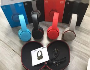 Wireless Bluetooth Headsets So Pro Headband Headphones Noise Control Outdoor Headsets with Retail Package