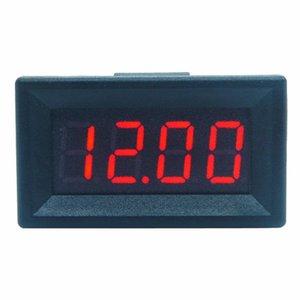 Voltage Meters DC 0-99.99V (100V) 4-digits 0.36inch Digital Voltmeter 3Wire Panel Meter Tester Tools