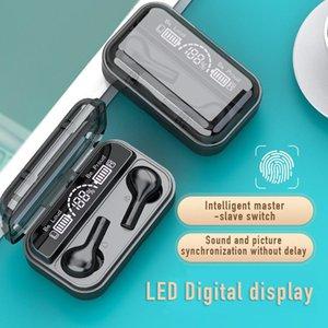 278 Bluetoothtws Wireless Bluetooth 5.0 Earphones 2200Mah Charging Case Wireless Headphones Waterproof Headset With Microphones