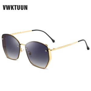 Солнцезащитные очки Vwktuun Женщины 2021 Океанские Очки Очки Оригинальные Квадратные Вождения Солнцезащитные Очки Винтаж Солнца UV400 Водитель Oculos