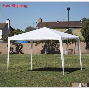 10 'x10' Sky Curtain Party Wedding Tent Heavy Duty Terrace Pavilion B qylHkA new_dhbest