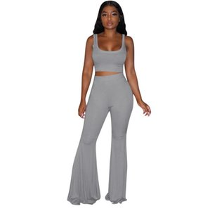 Easy Fashion Womens Tracksuit Sexy Fitness Casual 2 Piece Set Tracksuit Women Striped Cropped Tops And Pants Jogger Two Piece Outfits 2022