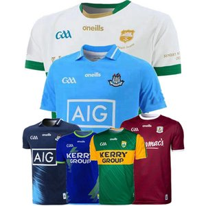 2021 Dublin GAA Home Rugby Jersey 2020 21 Caillimh Tipperary Tipperary Callth Camiseta David Treacy Tom Connolly Rugby Shirts S-5XL