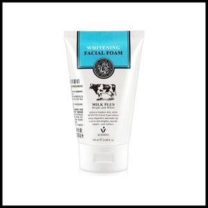 STOCK Q10 Milk Cleansing Face Wash Gental Cleanser Cream 150ml