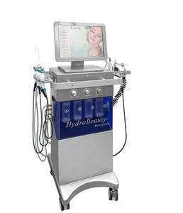 Directy Freamskin Care 9in1 Diamond Hydra DermaBrasion Facila Deep Clearing Machine Multi-Function Увлажнение лица / Салонное оборудование для красоты