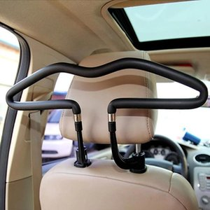 Hook Hanger 450*250MM Universal Car BackSeat Headrest Coat Stand Jacket Suit Metal Supplies
